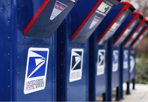 USPS blueboxes